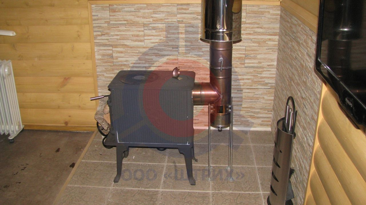 Одноконтурный дымоход для печи котел дымоход диаметр
